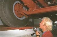 Стенды контроля состояния подвески и рулевого управления LMS